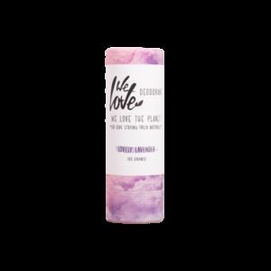 GreenPicnic - Lovely Lavender natuurlijke deodorant stick van We Love the Planet