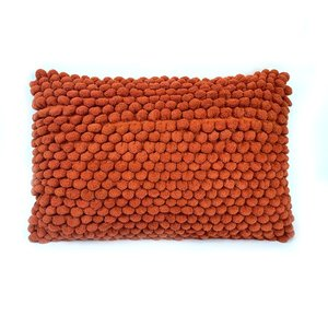 Imbarro Cushion Popcorn Orange Greenpicnic