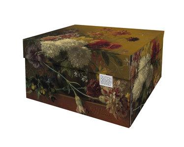 Golden Still Life Storage Box van Dutch Design Brand - GreenPicnic