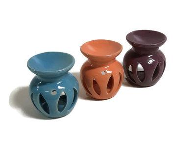 Fairtrade aromabrander van keramiek - GreenPicnic