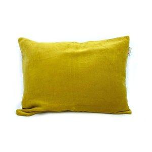 Imbarro Cushion Shellia, fluwelen kussentje - GreenPicnic