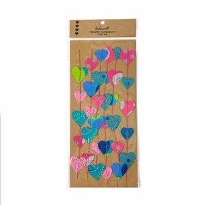 Imbarro flower confetti heart slinger bij GreenPicnic