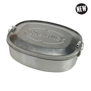 Cababaz stainless steel lunchbox - GreenPicnic