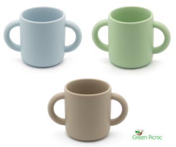Kooleco silicone Training Cup in diverse kleuren - GreenPicnic