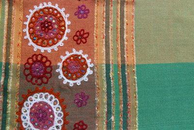 fair trade, greenpicnic, windlicht, tafelloper, sjaal