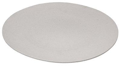 Zuperzozial ,Small Bite Plate, Coconut white, GreenPicnic ,bamboe