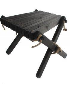 GreenPicnic Lilli Table tafeltje zwart geolied grenen