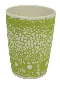Zuperzozial zip cup DNA geel
