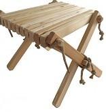 Ecofurn Lilli Table tafeltje van Lariks hout