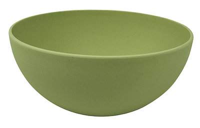 Zuperzozial bamboe superbowl in Willow Green