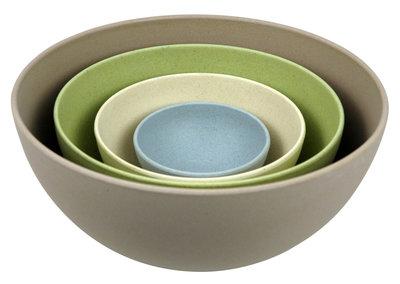 Zuperzozial never ending bowls bamboe kommen Dawn