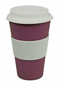 Zuperzozial Cruising Travel Mug bamboe koffiebeker