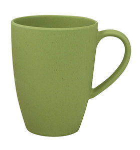 Lean Back Mug bamboe beker groen