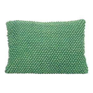 Imbarro kussen poppy green
