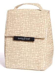 KeepLeaf lunchbag koel lunchtas mesh