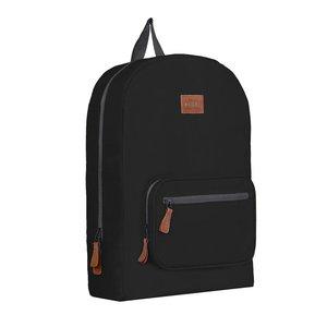 Ecozz voyager backpack rugtas in zwart