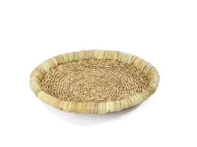 Fairtrade Hogla mand van natuurlijke materialen