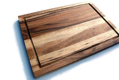 Fairtrade snijplank hout van GreenPicnic