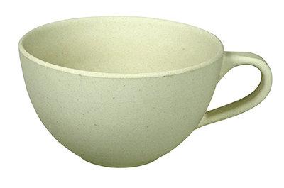 Zuperzozial soup to serve soepkom met oor in wit