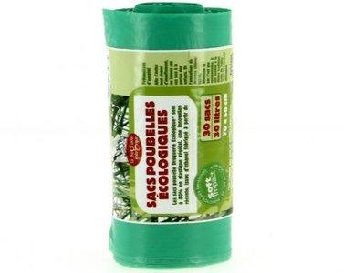 Ecologische afvalzakken 30liter