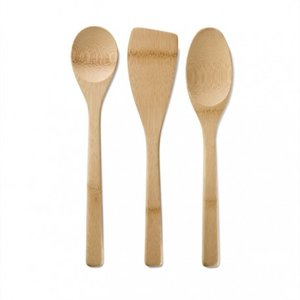 Bambu keukenbestek van bamboe