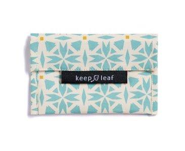 Keepleaf lunch baggie M Geo, lunchzakje GreenPicnic