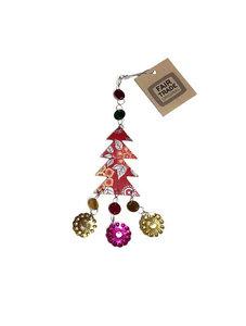 Fairtrade kerstboom hanger GreenPicnic