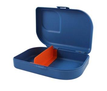Ajaa Lunchbox Nana van bioplastic in blauw