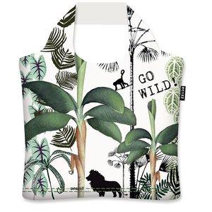 Ecozz opvouwbare tas met Jungle print van Studio Onszelf