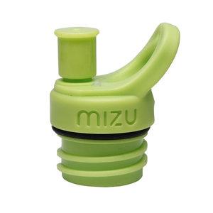 Mizu sportscap bidondop in groen