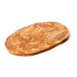 tapasplank of snijplank van olijfhout