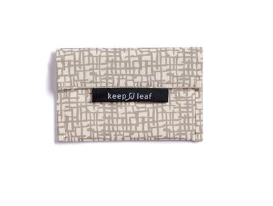 Keepleaf baggie lunchzakje mesh