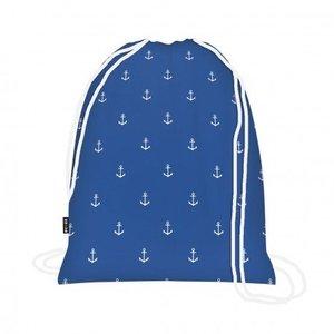 Ecozz opvouwbaar rugzakje Eco Backpack Anchors