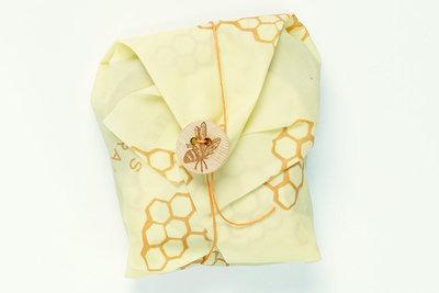 Bee's Wrap sandwich wrap lunchverpakking