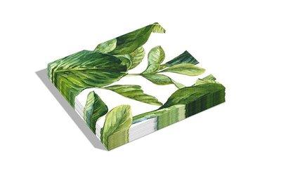 DutchDesignBrand servetten Green Leaves