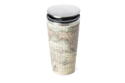 Bamboo SLideCup antique Map