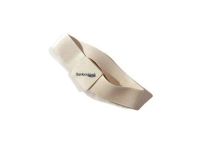 Losse elastieken sluitband voor broodtrommel Bamboofriends