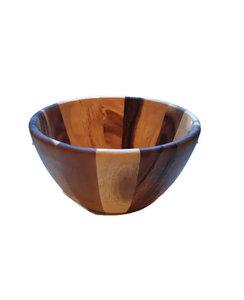 Fairtrade grote houten schaal GreenPicnic