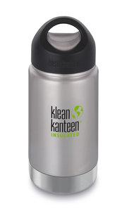 Klean Kanteen Wide insulated loop cap RVS
