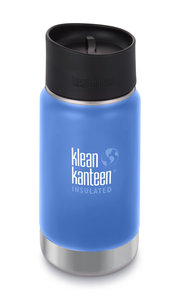 KLean Kanteen Wide insulated Mineral Blue thermosfles