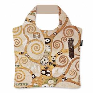 Ecozz Gold Ecoshopper Gustav Klimt Tree of Life