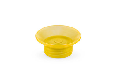 Losse gele Dop voor de Dopper Sunshine Splash drinkfles