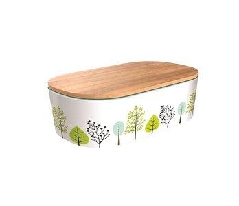 Bamboofriends de luxe lunchbox in the Arbor