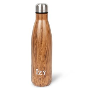 Izy bottle Design brown 500ml GreenPicnic