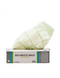 Biologisch afbreekbare afvalzak 30 liter GreenPicnic