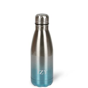 Izy bottle Gradient Blue 350ml GreenPicnic