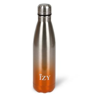 Izy bottle Gradient Orange 500ml GreenPicnic