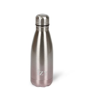 Izy bottle Gradient Rose 350ml GreenPicnic