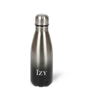 Izy bottle Gradient Black 350ml GreenPicnic