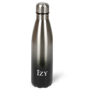 Izy bottle Gradient Black 500ml GreenPicnic